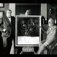 Thérèse Bonney, Picabia et Doucet, [1927]