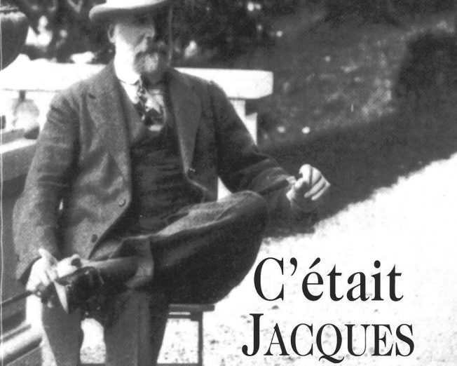 C'était Jacques Doucet