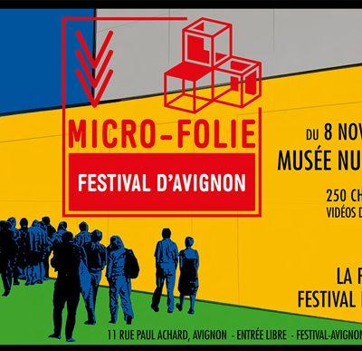 Micro Folie Festival d'Avignon
